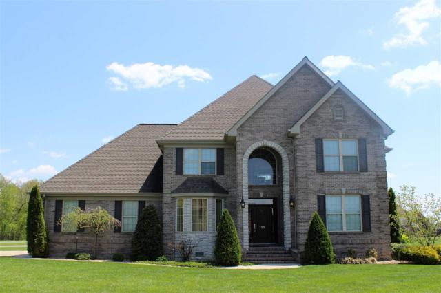153 Saratoga Drive North, Murray, KY 42071 (MLS #97563) :: The Vince Carter Team