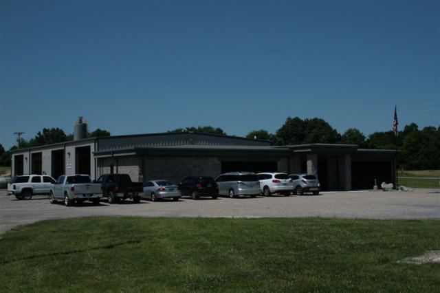 111 Pioneer Industrial  Dr, Mayfield, KY 42066 (MLS #97721) :: The Vince Carter Team