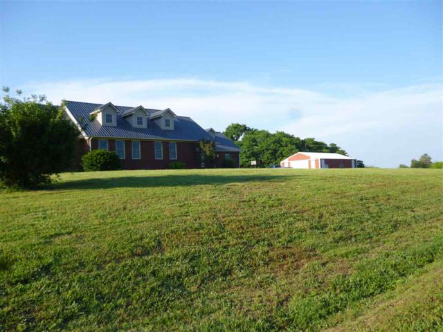 694 County Rd 1018, Cunningham, KY 42035 (MLS #97761) :: The Vince Carter Team