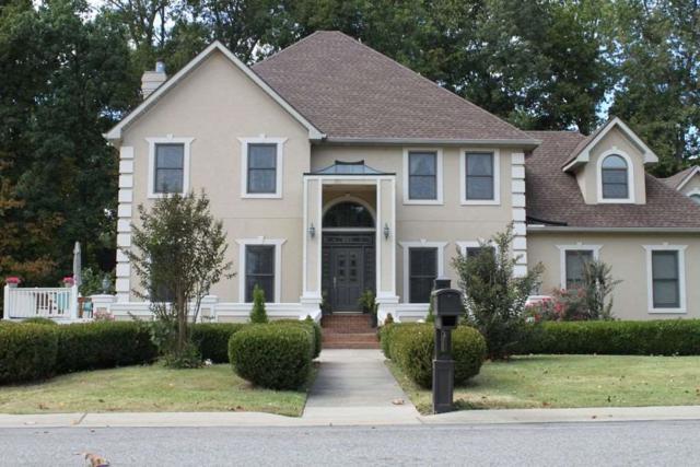 1552 Spring Creek Drive, Murray, KY 42071 (MLS #98094) :: The Vince Carter Team