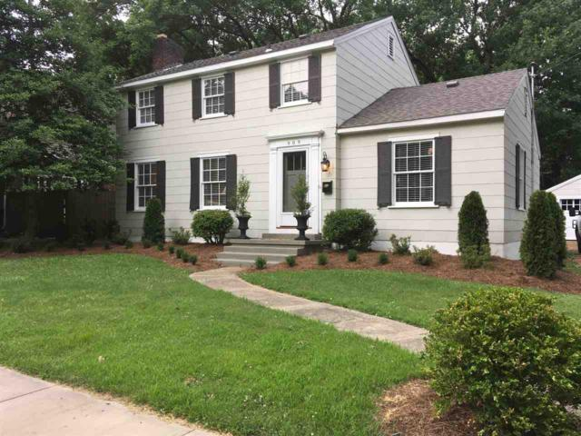 909 7th Street S, Mayfield, KY 42066 (MLS #98119) :: The Vince Carter Team