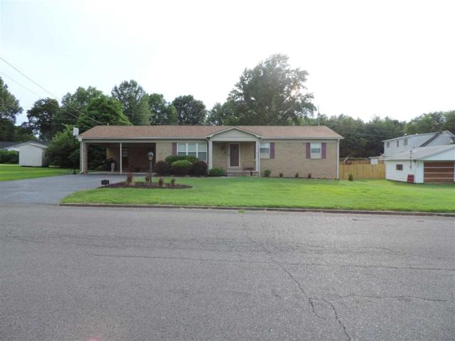 1115 Wilton Ave, Mayfield, KY 42066 (MLS #98167) :: The Vince Carter Team