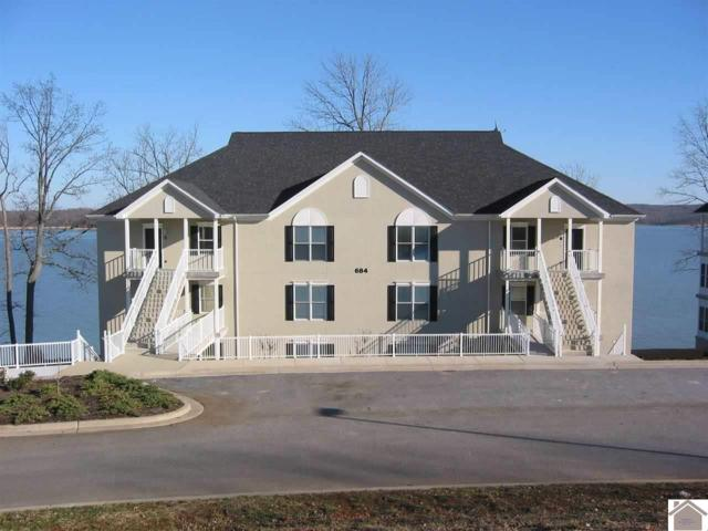 638 Moon Bay Dr, Unit 3, Kuttawa, KY 42055 (MLS #98504) :: The Vince Carter Team