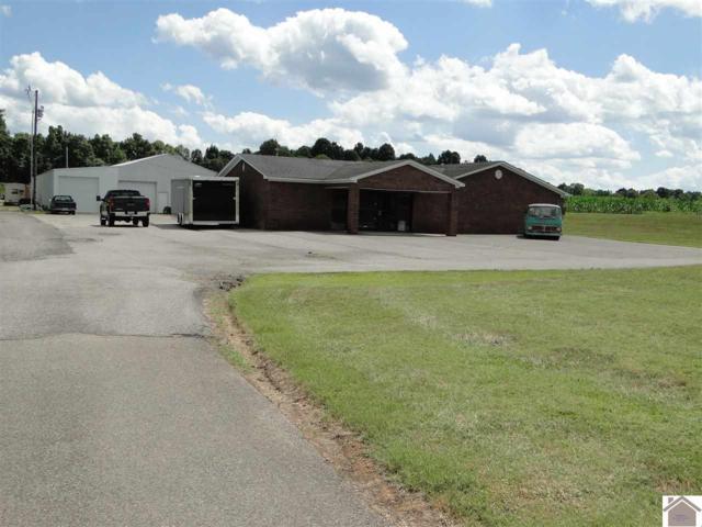 4307 Oak Level Road, Benton, KY 42025 (MLS #98802) :: The Vince Carter Team