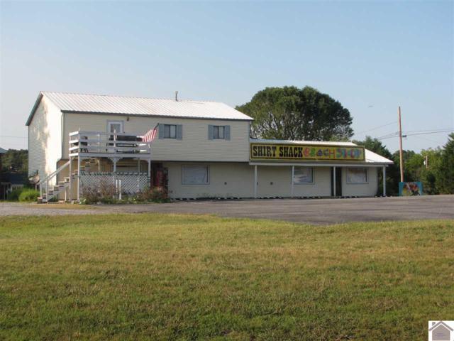170 Mississippi St, Grand Rivers, KY 42045 (MLS #98858) :: The Vince Carter Team