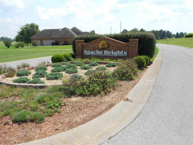 #51 Apache Heights, Cadiz, KY 42211 (MLS #98881) :: The Vince Carter Team