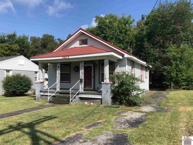 1603 Clark Street, Paducah, KY 42001 (MLS #98904) :: The Vince Carter Team