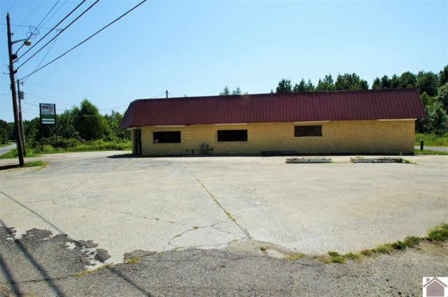 5601 Old Mayfield Rd, Paducah, KY 42003 (MLS #99182) :: The Vince Carter Team