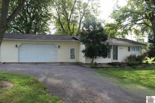 810 Bryant Ford Road, Paducah, KY 42003 (MLS #99387) :: The Vince Carter Team