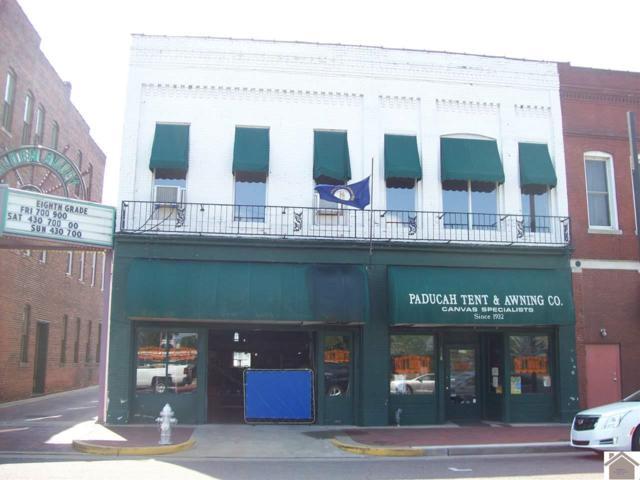 118 & 120 Broadway, Paducah, KY 42001 (MLS #99426) :: The Vince Carter Team