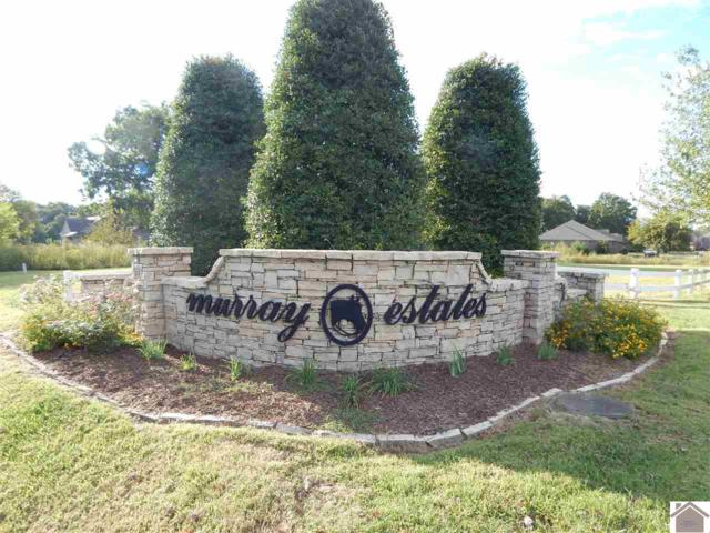 Lot 39 Murray Estates Drive, Murray, KY 42071 (MLS #99491) :: The Vince Carter Team