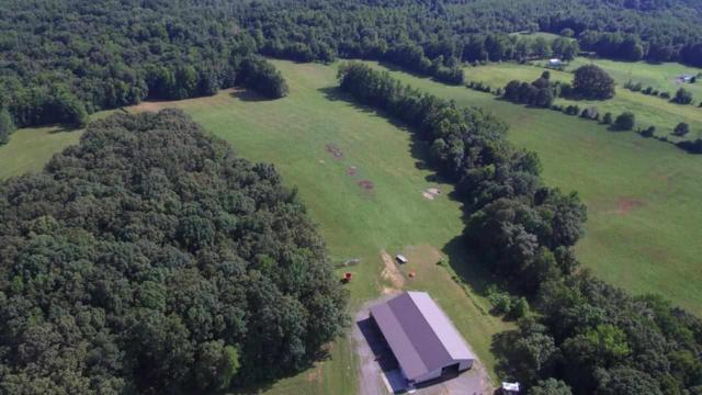 1549 Poplar Springs Road, Murray, KY 42701 (MLS #99816) :: The Vince Carter Team