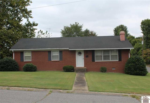 203 Reed Street, Mayfield, KY 42066 (MLS #99854) :: The Vince Carter Team