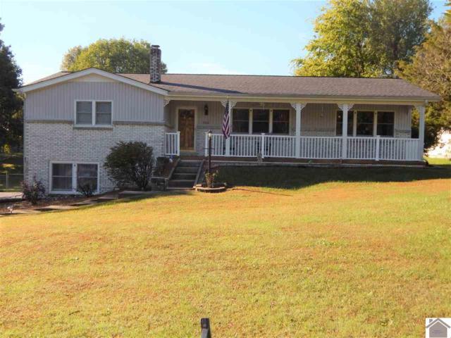 522 Greenapple Drive, Gilbertsville, KY 42044 (MLS #99939) :: The Vince Carter Team