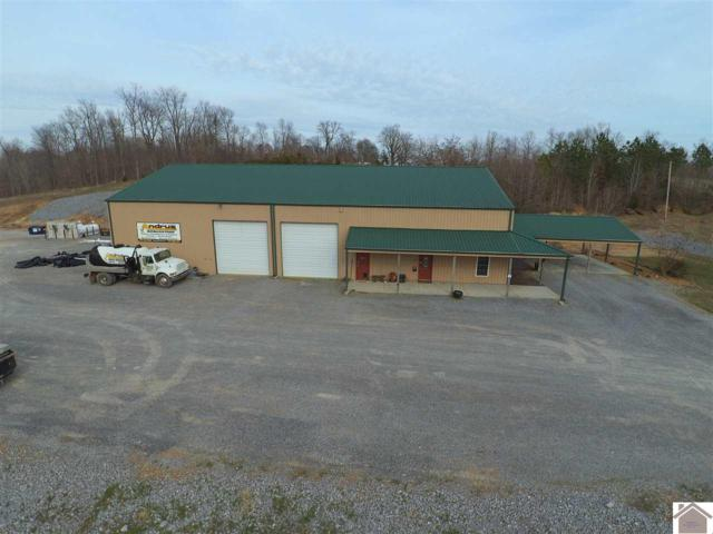 50 Stewart Cemetery Drive, Almo, KY 42020 (MLS #101847) :: The Vince Carter Team