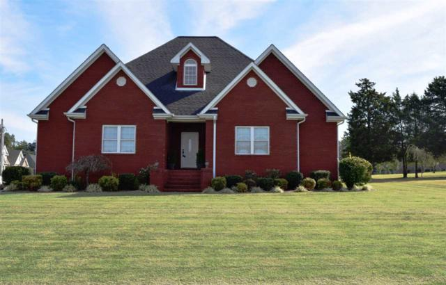 280 North Drive, Almo, KY 42020 (MLS #94626) :: The Vince Carter Team