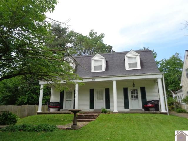 369 Wallace Lane, Paducah, KY 42001 (MLS #97941) :: The Vince Carter Team