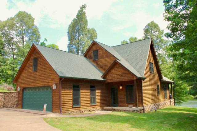 122 Whispering Hills, Eddyville, KY 42038 (MLS #98071) :: The Vince Carter Team