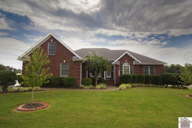 120 Forest Ridge Cove, Paducah, KY 42003 (MLS #99326) :: The Vince Carter Team