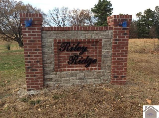 lot 19 Commadore, Benton, KY 42025 (MLS #100250) :: The Vince Carter Team