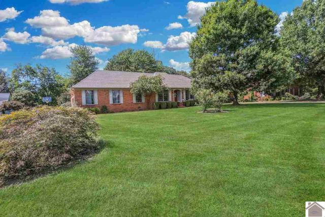 606 Tanglewood Drive, Murray, KY 42071 (MLS #99324) :: The Vince Carter Team