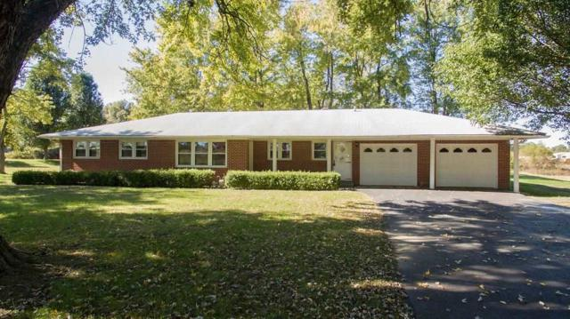 165 County Road 1015, Cunningham, KY 42035 (MLS #99819) :: The Vince Carter Team