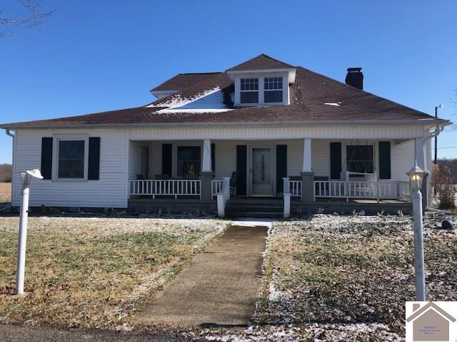 1652 Kingston Rd, Water Valley, KY 42085 (MLS #101065) :: The Vince Carter Team