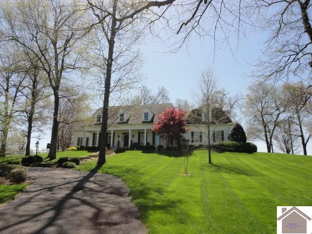 116 Crestwood, Mayfield, KY 42066 (MLS #101182) :: The Vince Carter Team