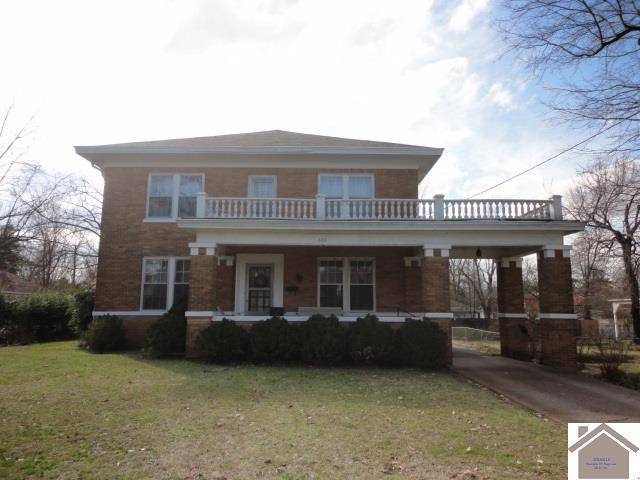 603 South 7th St, Mayfield, KY 42066 (MLS #101713) :: The Vince Carter Team