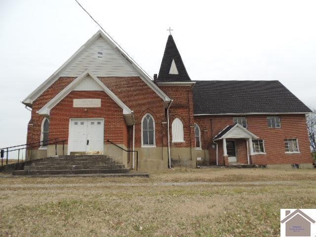 647 Shiloh Church Road, Clinton, KY 42031 (MLS #102629) :: The Vince Carter Team