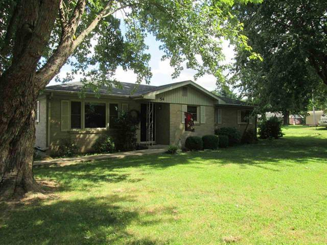 54 Glendale Drive, Cadiz, KY 42211 (MLS #95531) :: The Vince Carter Team