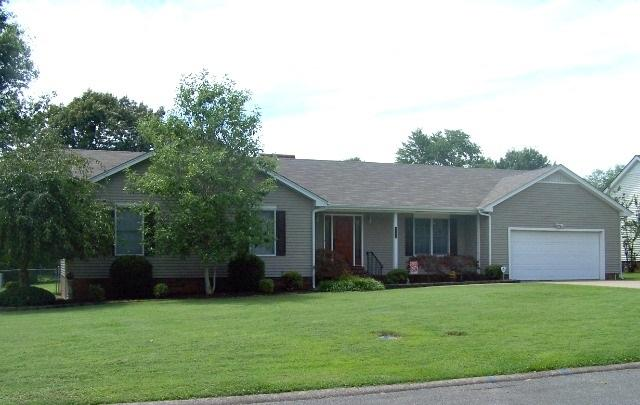 1544 Whippoorwill Drive, Murray, KY 42071 (MLS #96417) :: The Vince Carter Team