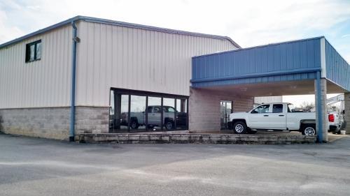 588 Highway 293, Eddyville, KY 42038 (MLS #96609) :: The Vince Carter Team