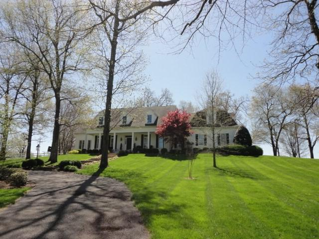 116 Crestwood, Mayfield, KY 42066 (MLS #96971) :: The Vince Carter Team