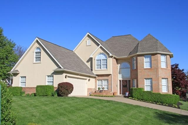 180 Spring Valley Dr, Paducah, KY 42003 (MLS #97086) :: The Vince Carter Team