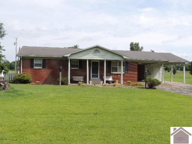 36 Southern Heights, Mayfield, KY 42066 (MLS #99410) :: The Vince Carter Team