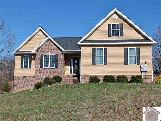 310 Rock Bowl, Kuttawa, KY 42055 (MLS #96109) :: The Vince Carter Team