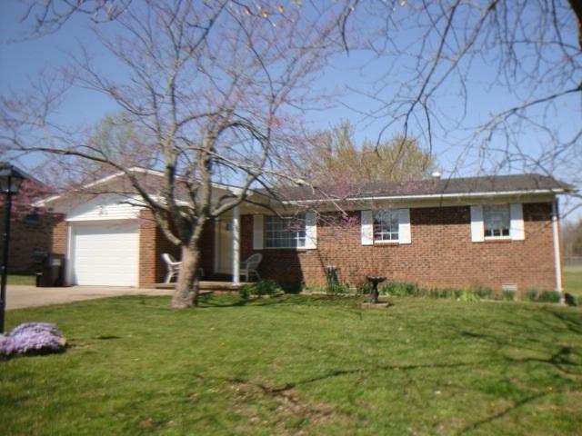 308 Chestnut Street, Eddyville, KY 42038 (MLS #96833) :: The Vince Carter Team