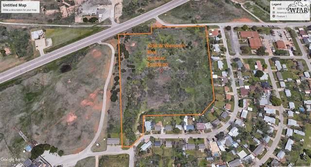 1038 W Wenonah Boulevard, Wichita Falls, TX 76309 (MLS #141424) :: Bishop Realtor Group