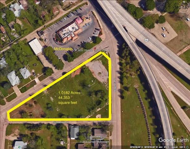 1507-1515 15TH STREET, Wichita Falls, TX 76301 (MLS #143895) :: Bishop Realtor Group