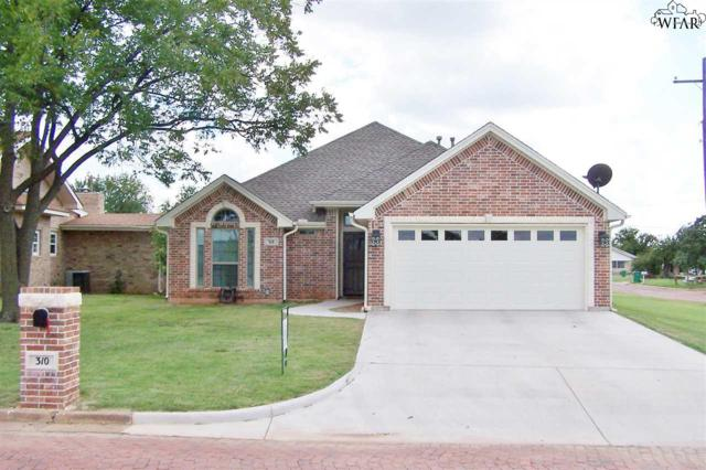 310 W Wharton Drive, Electra, TX 76360 (MLS #145691) :: WichitaFallsHomeFinder.com
