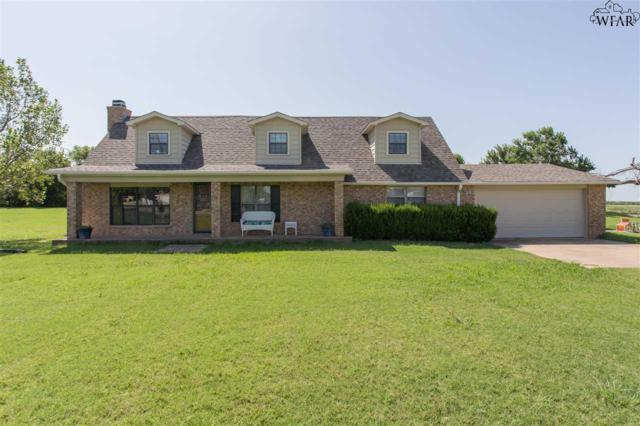 405 W Benton Street, Petrolia, TX 76377 (MLS #145927) :: WichitaFallsHomeFinder.com