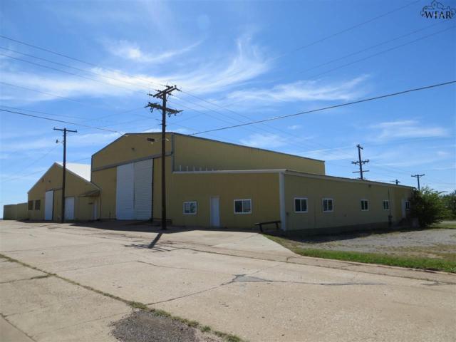 715 E Front Avenue, Electra, TX 76360 (MLS #146791) :: WichitaFallsHomeFinder.com