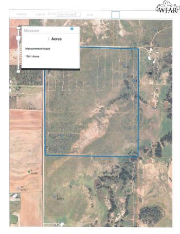 180 Acres Conrady Road, Windthorst, TX 76389 (MLS #146902) :: WichitaFallsHomeFinder.com