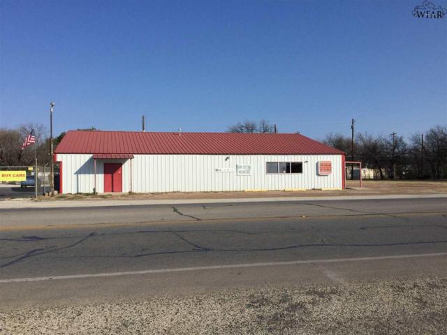 1106 W Main Street, Olney, TX 76374 (MLS #147393) :: WichitaFallsHomeFinder.com