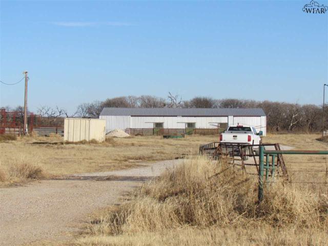 5376 Burnett Ranch Road, Electra, TX 76360 (MLS #147676) :: WichitaFallsHomeFinder.com