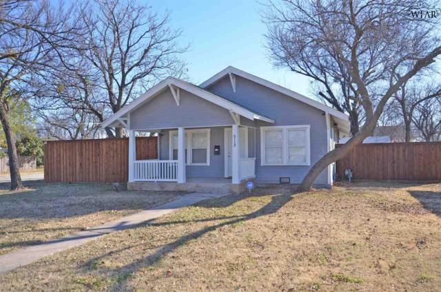 515 E Ikard Street, Henrietta, TX 76365 (MLS #147725) :: WichitaFallsHomeFinder.com