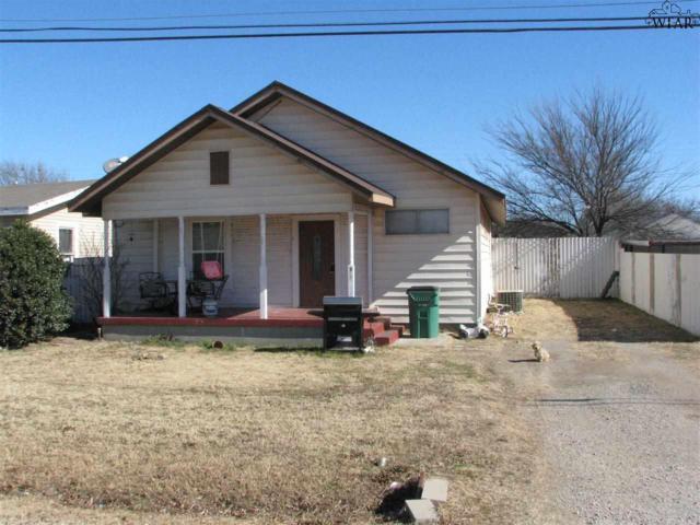 507 S Main Street, Holliday, TX 76366 (MLS #147739) :: WichitaFallsHomeFinder.com