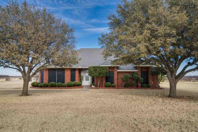 6986 Davis Road, Archer City, TX 76351 (MLS #147866) :: WichitaFallsHomeFinder.com