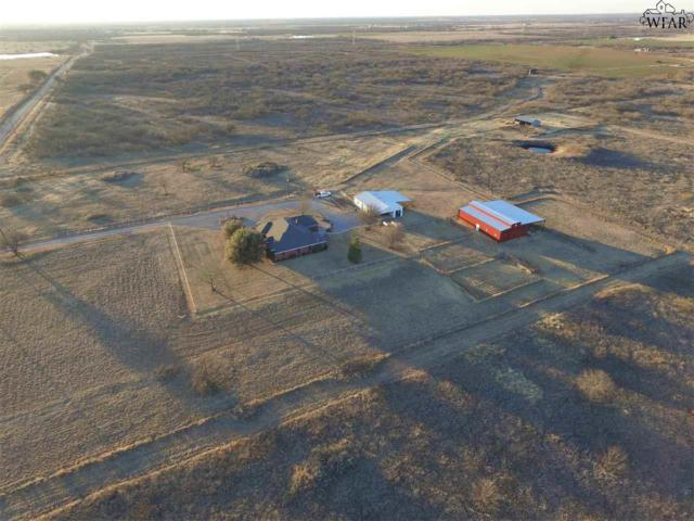 6986 Davis Road, Archer City, TX 76351 (MLS #147867) :: WichitaFallsHomeFinder.com